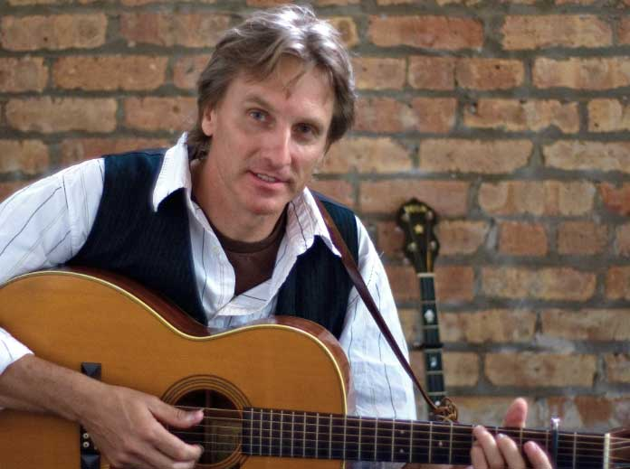 Mark Dvorak Concert at the Cabin