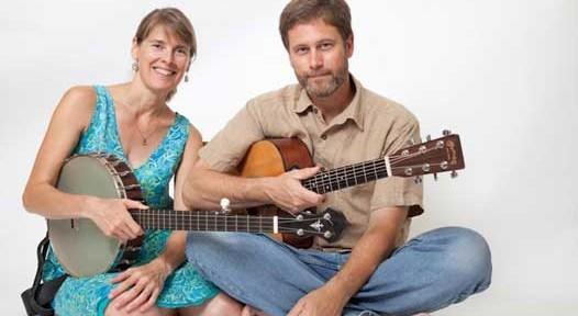 Saturday, June 18th: Dana and Sue Robinson